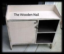 Primitive Bucket Cupboard Bench  Pattern/Plan WN123