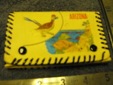 Girls Faux Leather Wallet from Arizona , Road Runner , Grand Canyon