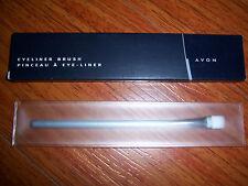 Avon Eyeliner Brush with Gray Handle NEW