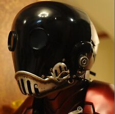 1:1 Hellboy Kroenen Mask Cosplay Prop Decoration Halloween Resin Replica Mask