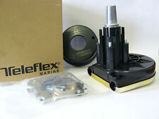 BOAT STEERING - HELM UNIT -TELEFLEX LIGHT DUTY STEERING HELM  < 55HP - GENUINE