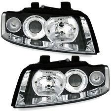 XENON D1S HEADLIGHT SET front lights for AUDI A4 8E B6 00-04 D1S / H7
