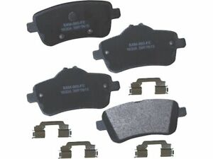Rear Brake Pad Set For 12-19 Mercedes GL63 AMG GLE63 S GLS63 ML63 XB96Q6