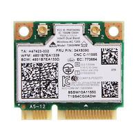 Lenovo ThinkPad Wireless-AC 7260 7260HMW 802.11AC Dual Band BT4.0 PCI-E 04X6090