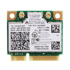 Lenovo ThinkPad Wireless-AC 7260 7260HMW 802.11AC Dual Band BT4.0 PCI-E 04X6090