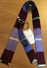 Cravates, nœuds papillon et foulards violets Paul Smith pour homme