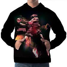 Michael Jordan Herren Kapuzenpullover Hoodie Hoody Sweater wa15 aam20146