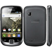 Samsung Galaxy Fit GT-S5670 - Metallic Black (Unlocked) Smartphone