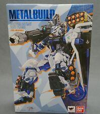 METAL BUILD Gundam Destiny Astray Blue Frame (Full Weapon Equipped) Bandai Japan