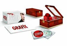 Dexter: The Complete Series Collection - Blu-ray Limited Blood Slide bloodslides