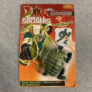 Grow Things Small Soldiers Chip Hazard Breaks Out of Grenade! 1998