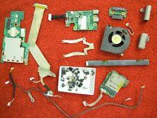 HP 6735b Screws Video Cable Inverter Fan Hinge Covers Card Reader Etc. #454-92