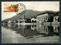 Italia Repubblica 1953 Sass. 729 Cartolina Maximum 100% Serie Turistica
