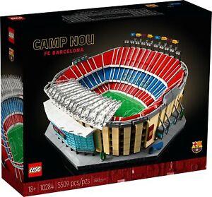 LEGO 10284 Creator Expert Camp Nou - FC Barcelona - BRAND NEW SEALED
