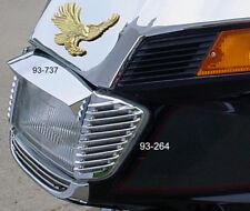 Headlight visor GL1200
