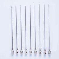 5pcs Stainless Steel Syringe Needle Dispensing Needles 0.9x150mm
