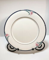 """Lenox Debut Collection Patricia Dinner Plate Fine Bone China Made In USA 10.75"""""""