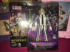 Beetlejuice NECA Cult Classics Series 7 Action Figure (Tim Burton)