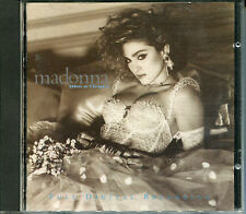 MADONNA - LIKE A VIRGIN (1984 CD Made in West-Germany. Target)
