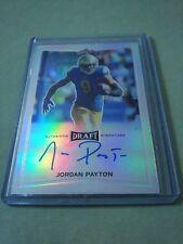 2016 Leaf Draft Jordan Payton Auto