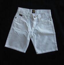 ★ ORIG. RA-ER Rare ★ Mode aus Italien  ★ Kids Shorts weiss Gr. 8 J / 128 ★ NEU