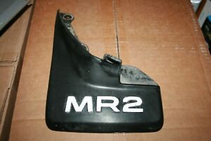 Toyota MR2  good Rear driver 85 86 87 88OEM  Splash Guard