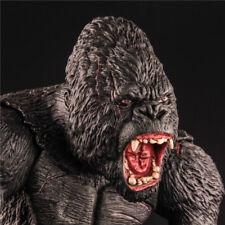 "New Large Size 14"" King Kong gorilla Skeleton island figure statue model"