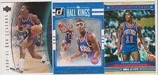(3) card Isiah Thomas premium mixed lot, Detroit Pistons HOF