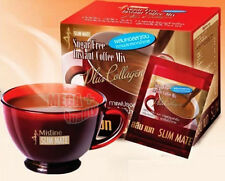 Mistine Slim Mate Slimming Weight Control Instant Coffee Sugar free + Collagen