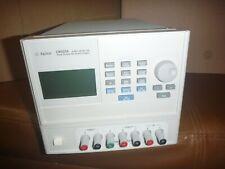 Agilent U8032a Triple Output Dc Power Supply