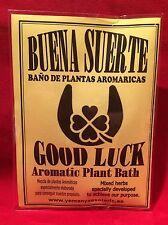 WHOLESALE X10  ⭐️ BUENA SUERTE - BAÑO DE PLANTAS⭐️ GOOD LUCK -PLANT BATH⭐️20gr.