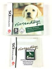 Nintendogs Labrador DS / Jeu Sur Nintendo DS, 3DS, 2DS, New, XL...