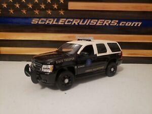 Florida Highway Patrol CVE 1:24 Scale Diecast Chevrolet Tahoe