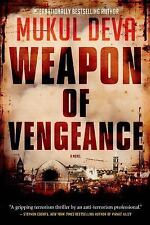 Weapon of Vengeance by Mukul Deva