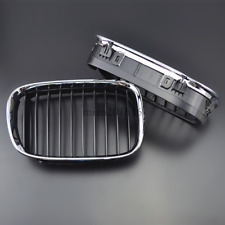 Front Grilles Electroplated Frame For BMW 5 series E39 520 523 525 528 540 95-98
