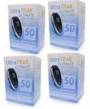 Ultra TRAK Ultimate Test Strips 200 Ct. Bundle (4 boxes of 50Ct test Strips = 20