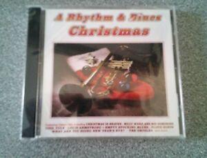 A RHYTHM & BLUES CHRISTMAS*CD*LOUIS ARMSTRONG*FLOYD DIXON*NEW*SEALED