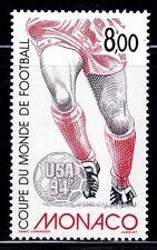 SELLOS DEPORTES FUTBOL. MONACO 1994 1940 USA'94 1v.
