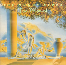 MOODY BLUES - The Present - Threshold