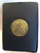 Collectible 1997 John Elway-Denver Broncos-Quarterback Club-Pinnacle Token/Coin