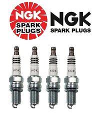 4 x Spark Plugs NGK Iridium IX Resistor 6546 / DCPR8EIX For BMW Lamborghini