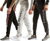 Ecko Unltd Joggers Fleece Mens Sweatpants HIPHOP Jogging Bottoms Gymwear DAKOTA