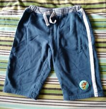 Disney Tigger 100% Cotton dark blue trousers - Size 3-6 months