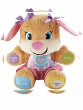 Fisher-Price Laugh & Learn Smart Stages Sis Teaches Baby over 100 first words