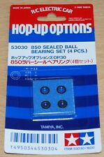 Tamiya 53030 850 Sealed Ball Bearing Set (4 Pcs.) (Avante/Egress/Top Force Evo)