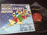 Hanna Barbera Here Comes Huckleberry Hound Original TV Soundtracks PYE Sample