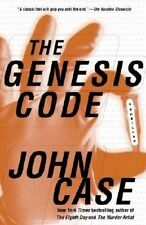 USED (GD) The Genesis Code: A Thriller by John Case