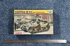 Dragon 1:35 Sherman III DV Early Production kit #6573