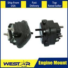 Hydraulic Front Motor Mount Kit 2PCS For Rainier Ascender Bravada SAAB 9-7X 4.2L