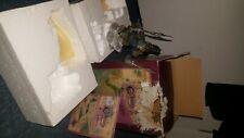 enchantica figure goblin gremba, box is scuffed, the figure is fine